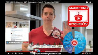 RON VINING: Marketing Q&A: Do rewards outweigh Privacy risks of RFID? Video