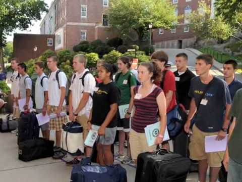 USCGA Summer AIM Program - Week 3 Session - YouTube