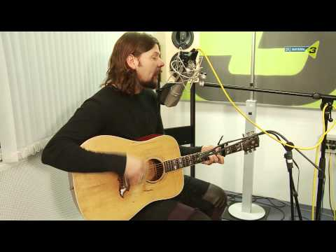 """Heart Of An Enemy"" - Rea Garvey unplugged bei BAYERN 3 