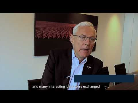 Norway-Asia Business Summit 2018: Esben Poulsson