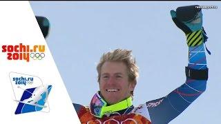 XXII Зимние Олимпийские игры.Сочи.Горные лыжи.Гигантский слалом.Мужчины.2 заезд