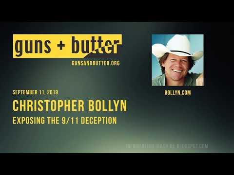 Christopher Bollyn |Exposing the 9/11 Deception | Guns & Butter