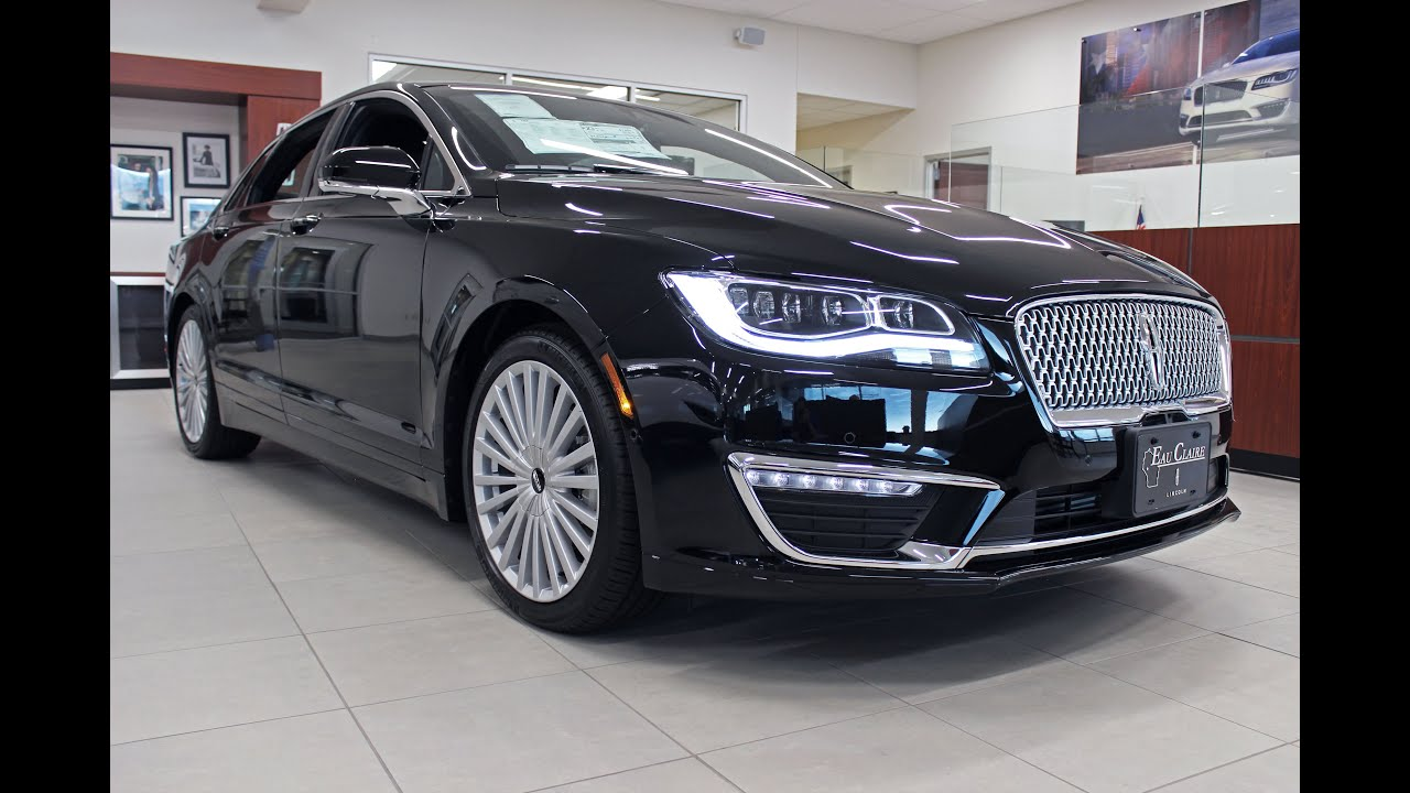 Lincoln Mkz Reserve Turbocharged I Awd Sedan At Eau