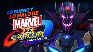 ¿Vale la pena Marvel Vs Capcom Infinite?
