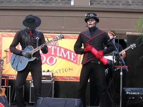 Steam Powered Giraffe - Automatonic Electronic Harmonic