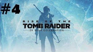 (#4) Rise of the Tomb Raider [Cutscenki][PL]