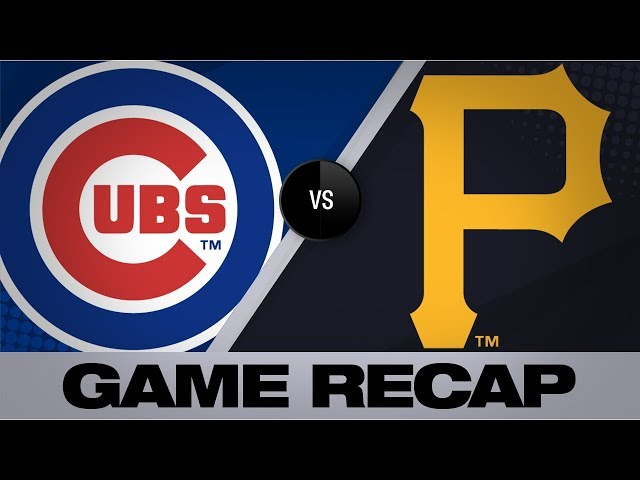 Homers lift Cubs in Little League Classic | Cubs-Pirates Game Highlights 8/18/19