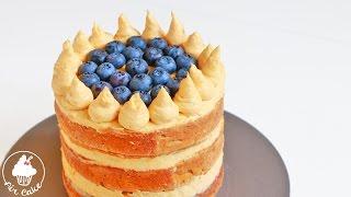 ДЕТСКИЙ ТОРТ как приготовить | Творожный торт с курагой