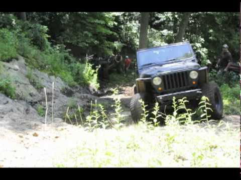 Hill Climb at Mission Impossible