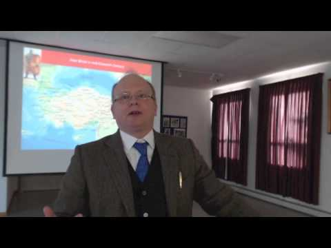 Lecture on Byzantine History and the First Crusade  by Dr Dm