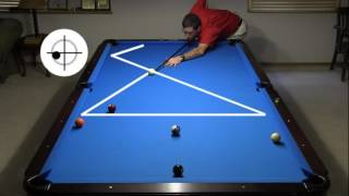 9-ball/10-ball Rail Cut Shot Principles and Examples, an excerpt from VENT-V