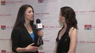 Bitsie Tulloch - EWP Visionary Awards 2014