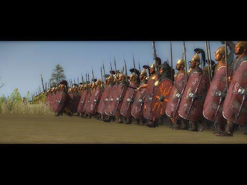 Battle of Telamon 225 BC | Total War Rome 2 historical movie in cinematic Rome vs Celts