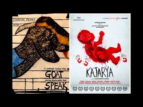 Cannes Film Festival 2015  Indian movies Kajarya and Goatspeak to be screened with great fanfare
