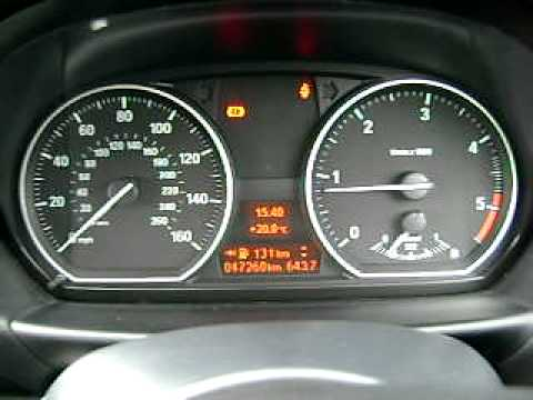 How to: OBC Dashboard oil check, BMW 1 Series (facelift ...