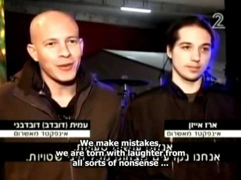 Infected Mushroom - Interview - Translated