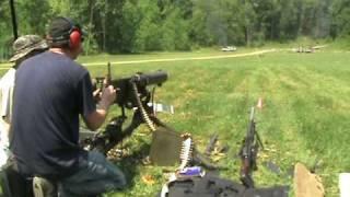 Spandau Maxim Machine gun MG08