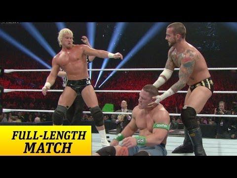 FULL-LENGTH MATCH - Raw - John Cena & Ryback vs. CM Punk & Dolph Ziggler