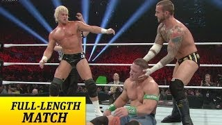 FULL-LENGTH MATCH - Raw - John Cena & Ryback vs. CM Punk & Dolph Ziggler thumbnail