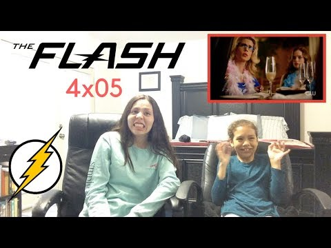 The Flash 4x05 'Girls Night Out' Reaction!!