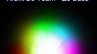 Krafft  DJ Team - Ze Bass (original mix) [HD]