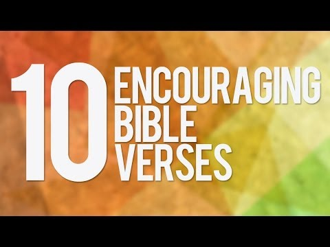 100 Encouraging Bible Verses | Tim