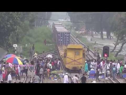Freight/ Goods Train Of Bangladesh