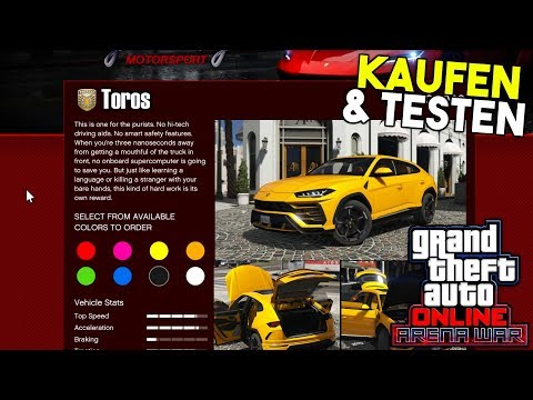wir kaufen testen das neue auto in gta online neues. Black Bedroom Furniture Sets. Home Design Ideas