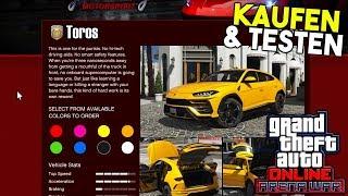 Wir KAUFEN & TESTEN, das NEUE AUTO in GTA Online! - Neues Auto & mehr | Deutsch