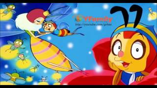 Honey Bee Hutch versi Bahasa Indonesia | Ost Opening With Lyrics #Nostalgia90an