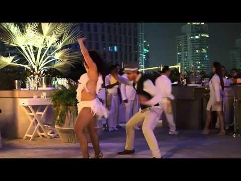 Sirja & Matias - Salsa In Dubai