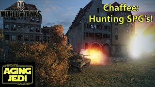 SPG Hunting with the Chaffee - Personal Missions - World of Tanks