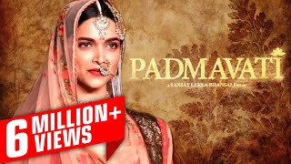 Padmavati (पदमावती) 1 December, 2017 - Bollywood Movie Full Promotion Video - Ranveer,Deepika,Shahid