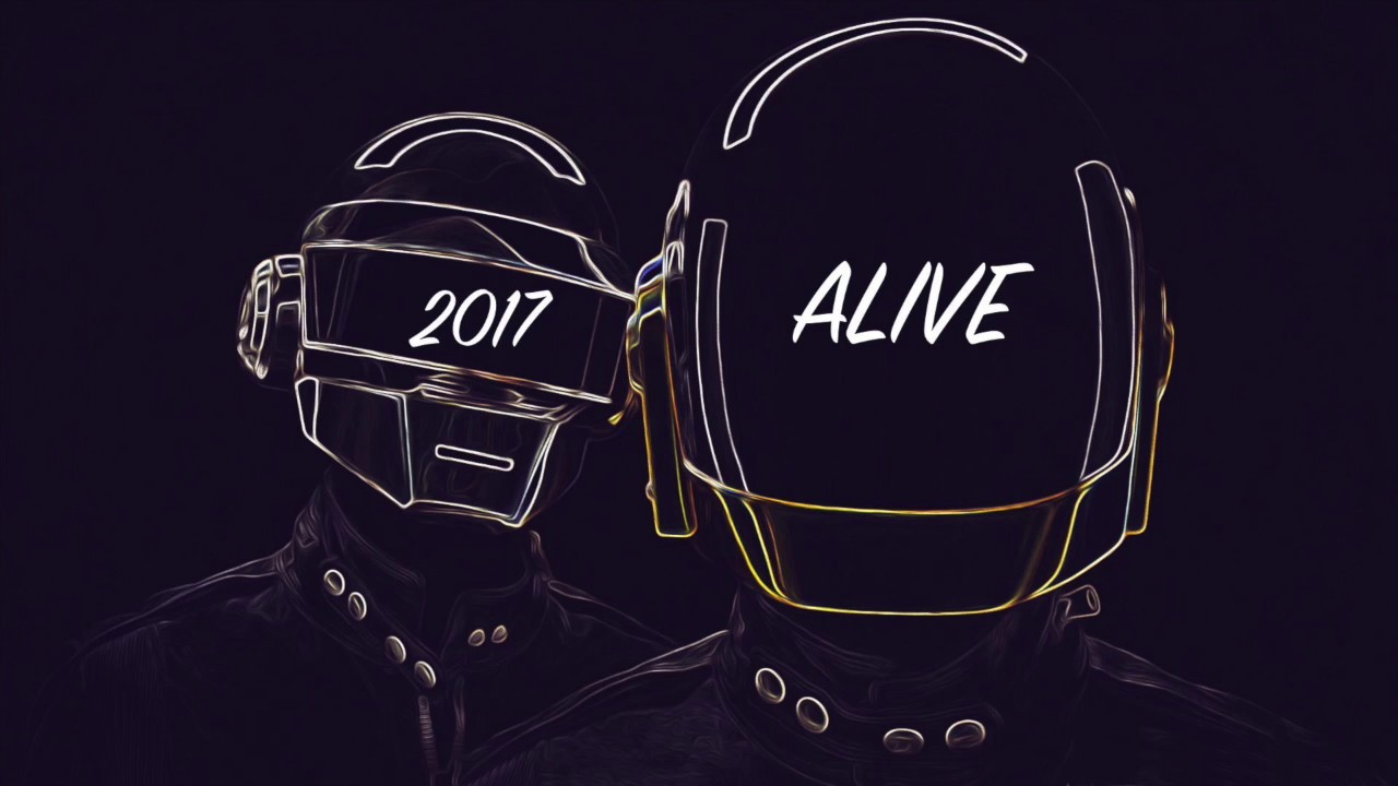 Daft Punk ALIVE | UNRELEASED - YouTube