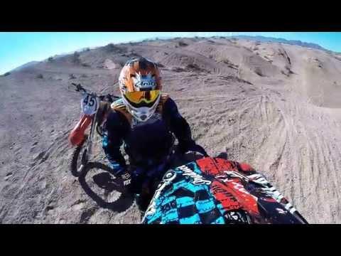 Dirtbike Trail Riding Enduro Boulder City Nevada