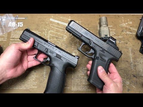 CZ P10F Optics Ready: Range trip and first impressions - YouTube