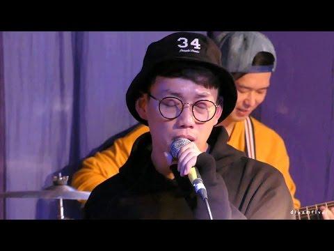 십센치 (10cm) - 스토커 + Nothing Without You + Corona 코로나 : 굿바이 클럽 타 @ 20160929 Club TA