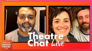 Theatre Chat Live | Ep 25 Amélie The Musical & The Invisible Hand