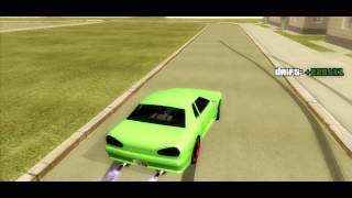 Let's Drift #4 - SAMP+CRMP [Low Keyboard Drifting]