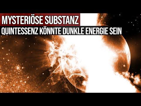 Mysteriöse Substanz - Quintessenz könnte dunkle Energie sein