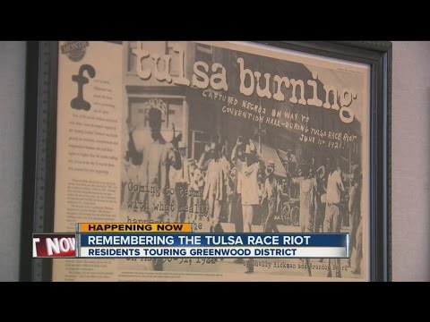 Remembering The Tulsa Race Riot