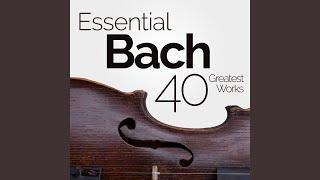 Triple Concerto in a Minor, BWV 1044: II. Adagio ma non tanto e dolce