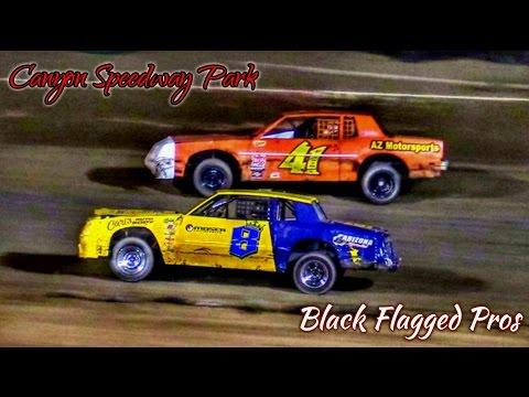 IMCA StockCar Main At Canyon Speedway Park July 30th 2016