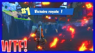 GLITCH PASSER IN DESSOUS OF ALL FORTNITE CART - SECRETTE SALL!