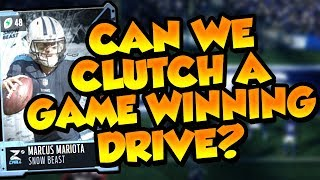 Madden 18 Ultimate Team :: Can We Clutch a Game Winning Drive? :: Budget Squad