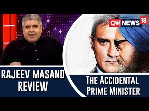 The Accidental Prime Minister Movie Review By Rajeev Masand