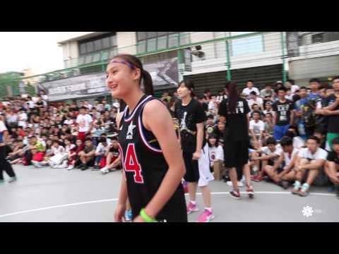 CHINA STREETBALL 2015 THE SUNDAY SUNSET WEEK6 HIGHLIGHTS -DRIBBLE LIFE日落东单HELMITMAN