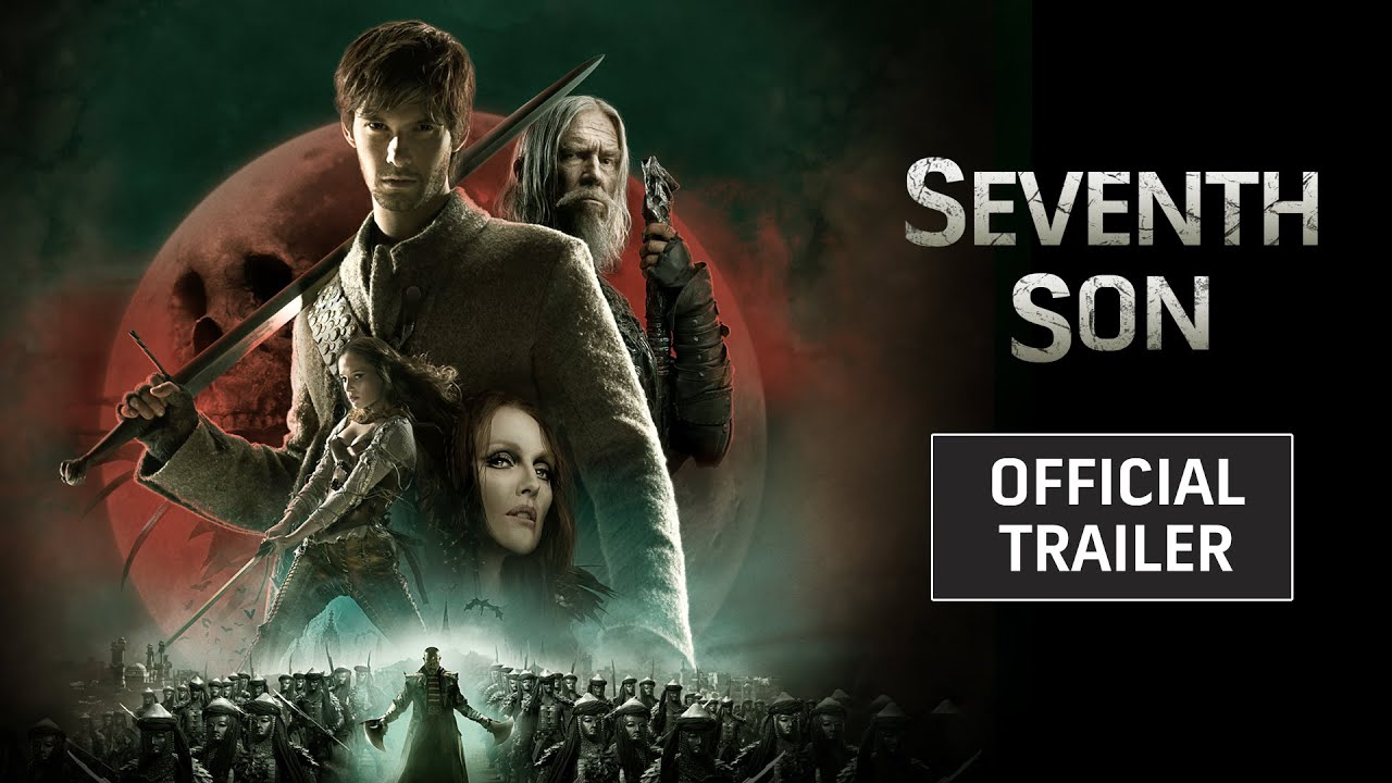 Seventh son dvd release date
