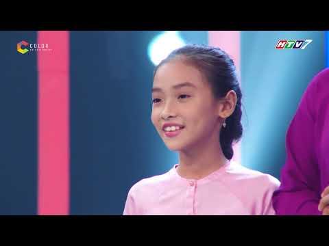 Gia đình song ca   tập 14 vòng 2: Khánh Ngọc bất ngờ với cô bé sở hữu giọng hát dân ca siêu ngọt