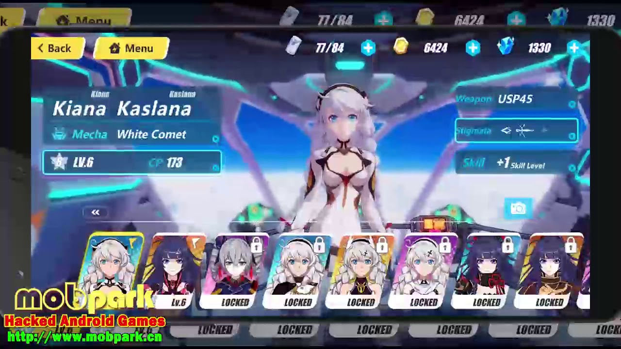 Honkai Impact 3 Hack Apk v1 6 0-Unlimited Skill,Auto Battle, High Damage,  Weak Enemy Attack